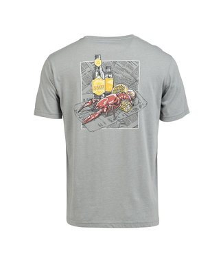 Southern Shirt Co. Southern Shirt Co. Crawdad Fever S/S Tee