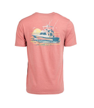 Southern Shirt Co. Southern Shirt Co. Endless Horizon S/S Tee