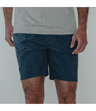 The Normal Brand The Normal Brand Heathered Hybrid Bear Shorts