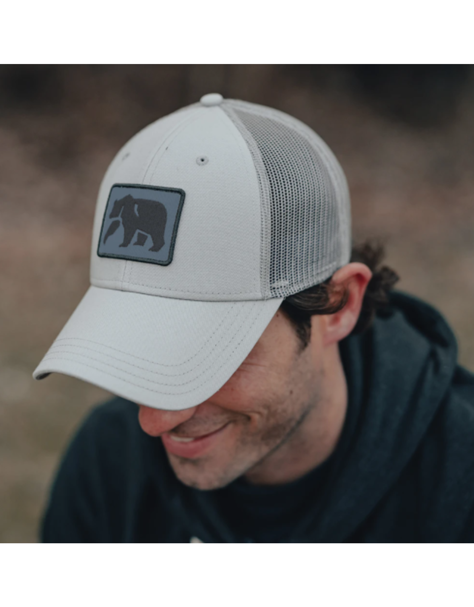 The Normal Brand The Normal Brand Dano Trucker Hat Grey