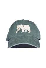 The Normal Brand The Normal Brand Waxed Canvas Hat Green