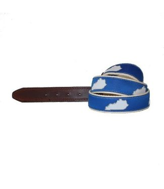 State Traditions State Traditions Kentucky Blue Gameday Belt
