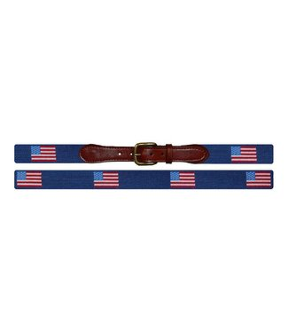 Smathers and Branson American Flags in Navy