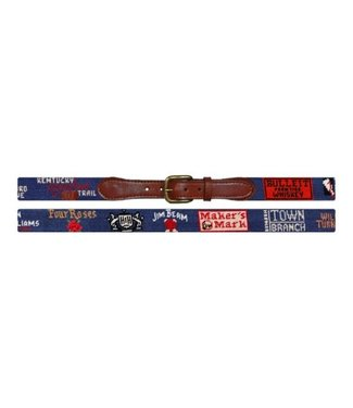 Smathers and Branson Smathers and Branson Kentucky Bourbon Trail Belt