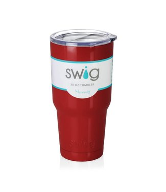 Swig Swig 30 oz Tumbler Red