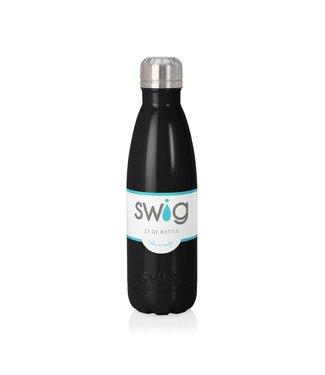 Swig Swig 17 oz Bottle Black