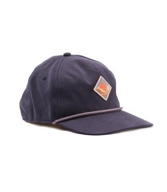Rowdy Gentleman Rowdy Gentleman Goodnight Dunes Rope Hat