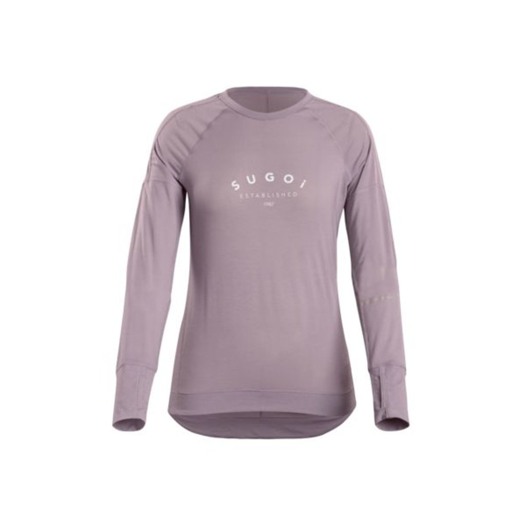 Sugoi WOMEN'S COAST BASELAYER PURPLE