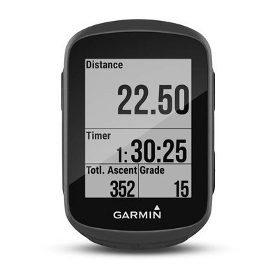 Garmin Garmin, Edge 130 Unit, Computer, GPS: Yes, HR: Optional, Cadence: Optional, Black, 010-01913-00