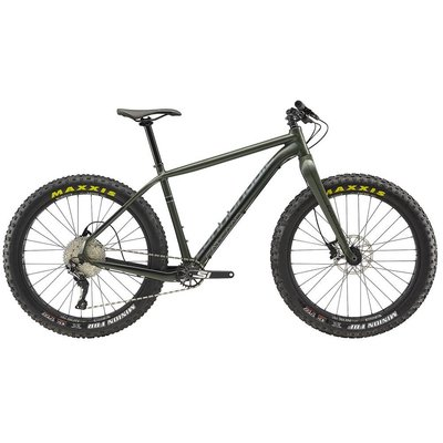 Cannondale 26 M FAT CAAD 2 GREEN