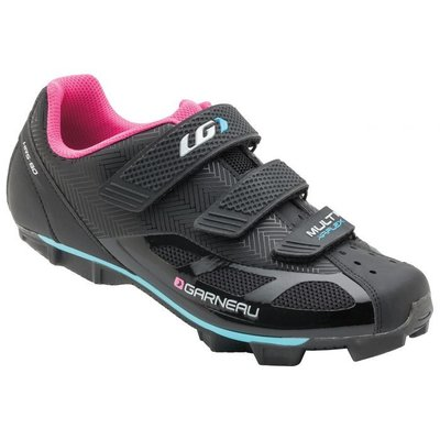 LOUIS GARNEAU W'S MULTI AIR FLEX SHOE BLK/PINK