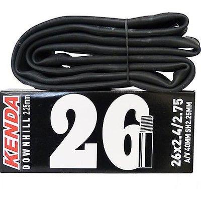 Kenda, Downhill 2.25mm, Tube, Schrader, 35mm, 26x2.40-2.75