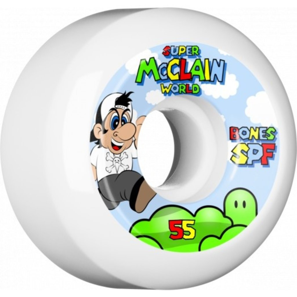 BONES BONES SPF WHEEL - MCCLAIN SUPER P5 (55)