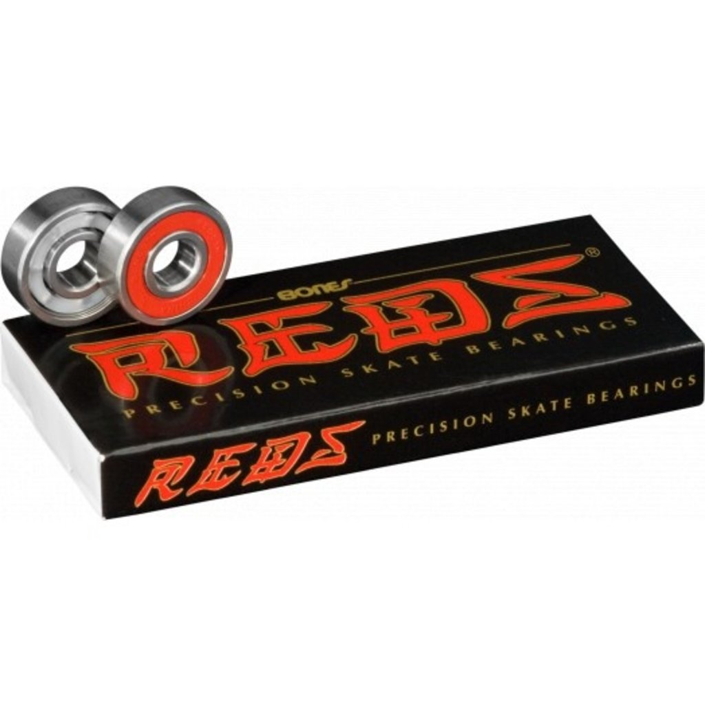 BONES BONES REDS BEARINGS (SET OF 8)