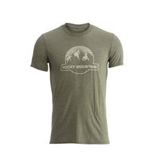 Rocky Mountain SUNSET T-SHIRT ARMY
