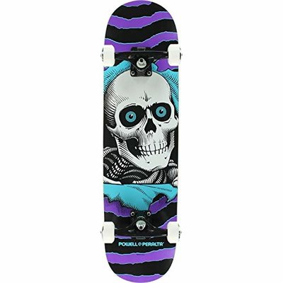POWELL PERALTA POWELL PERALTA COMPLETE - RIPPER ONE OFF (PURPLE/TURQUOISE) (8)