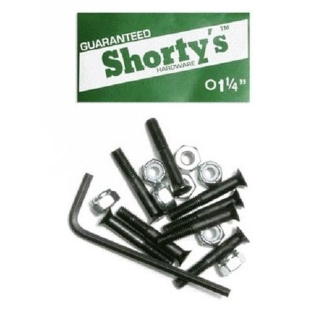 "SHORTY'S SHORTY'S HARDWARE - ALLEN (1 1/4"")"