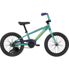 Cannondale 16 F Kids Trail SS TRQ OS