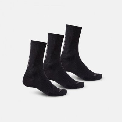 HRC TEAM 3-PACK SOCKS BLACK/DARK SHADOW