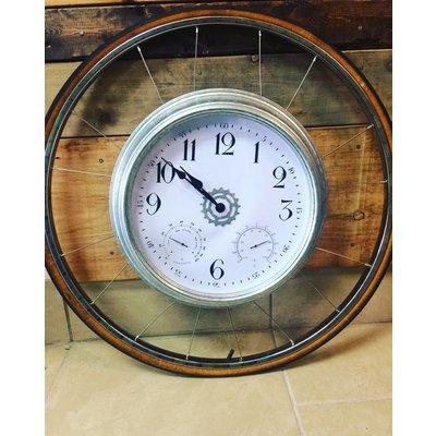 "27"" Wheel Clock"