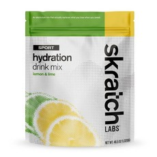 Sport Hydration Drink Mix, Lemons and Limes, 1320g, 60-Serving Resealable Pouch