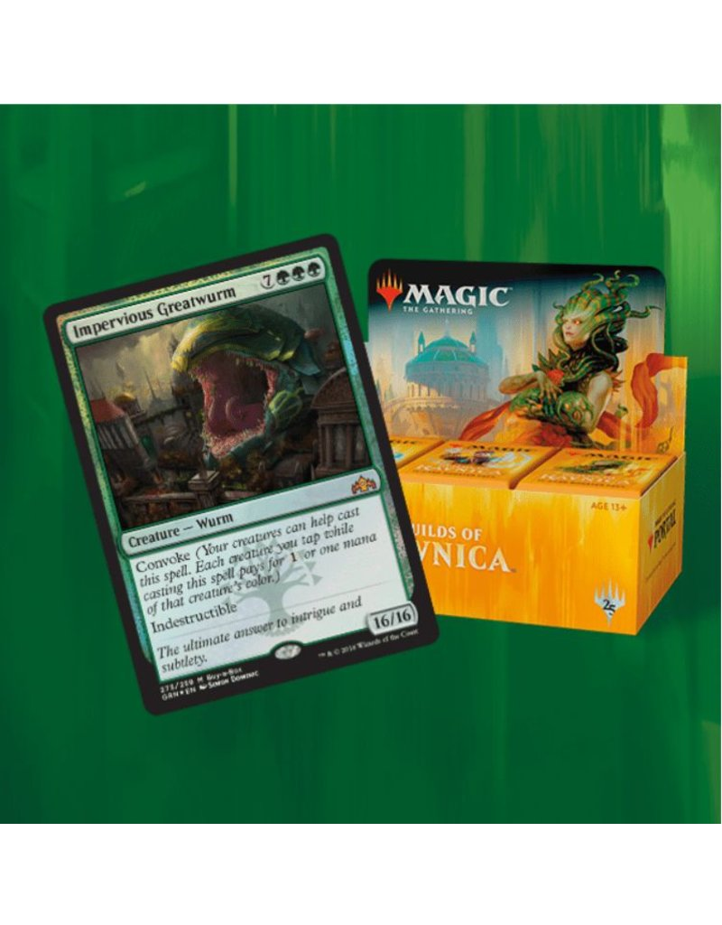 PREORDER MTG: Guilds of Ravnica Booster Box  (In-store Pickup)