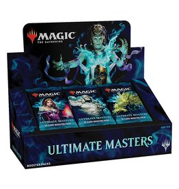 Magic the Gathering PRE-ORDER: MTG Ultimate Masters Booster Box
