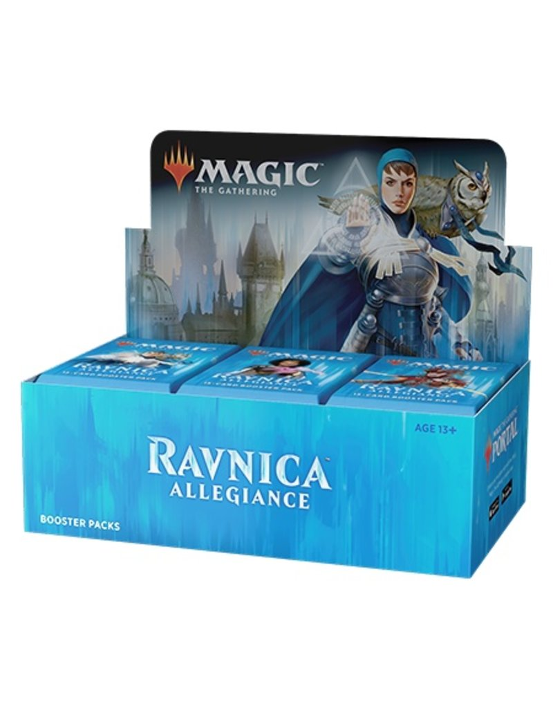 Magic the Gathering PRE-ORDER: Ravnica Allegiance Booster Box
