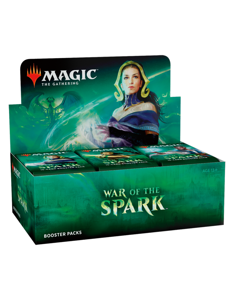 Preorder: War of the Spark Booster Box