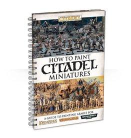 Citadel How to Paint Citadel Miniatures (English)
