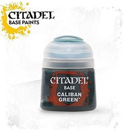 Citadel Citadel Caliban Green Base Paint