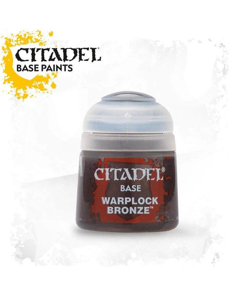 Citadel Citadel Warplock Bronze Base Paint