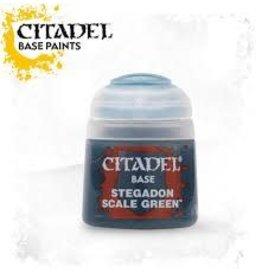 Citadel Citadel Stegadon Scale Green Base Paint