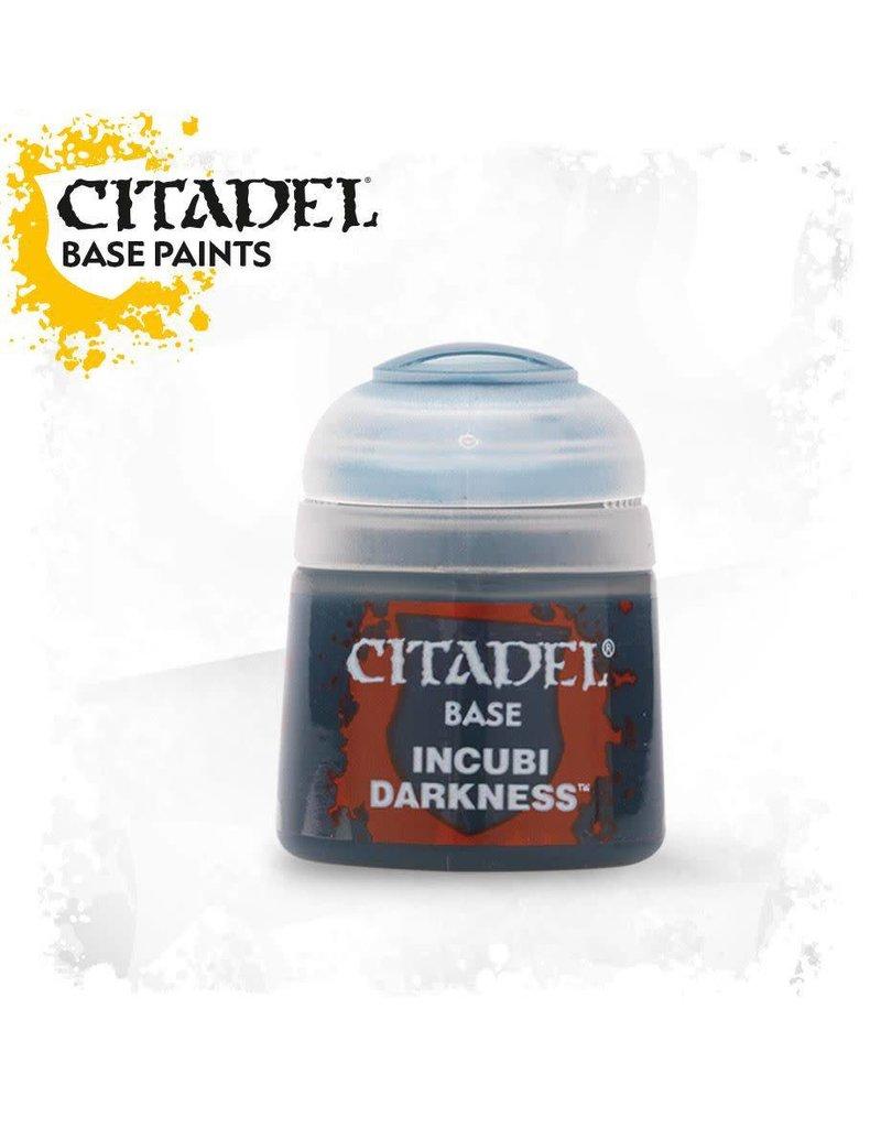 Citadel Citadel Incubi Darkness Base Paint