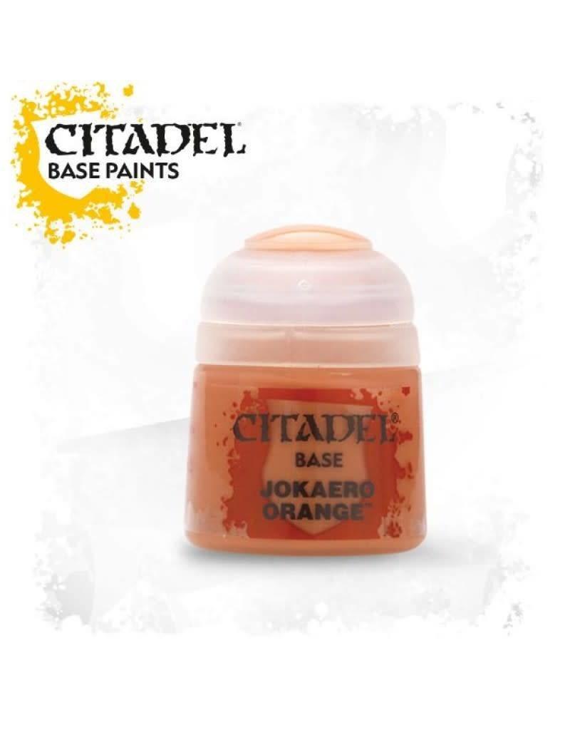 Citadel Citadel Jokaero Orange Base Paint