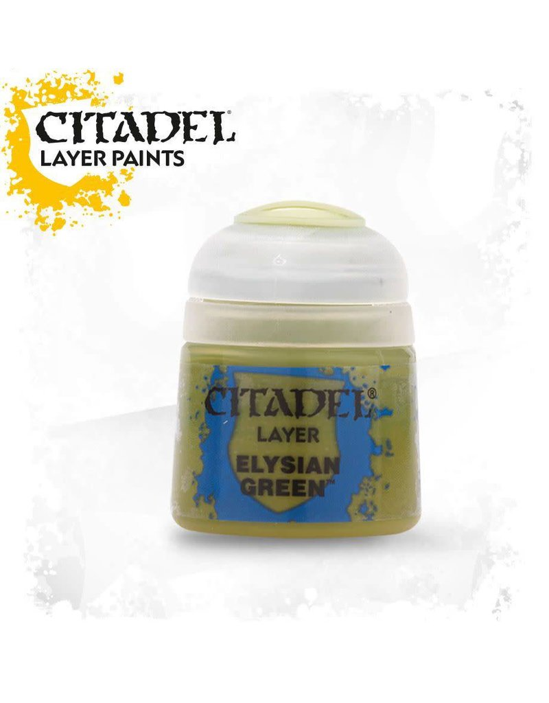 Citadel Citadel Elysian Green Base Paint