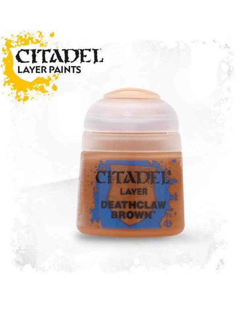 Citadel Citadel Deathclaw Brown Base Paint