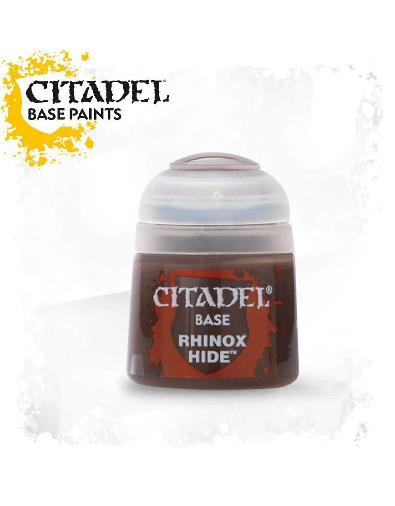 Citadel Citadel Rhinox Hide Base Paint