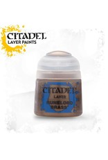 Citadel Citadel Runelord Brass Base Paint