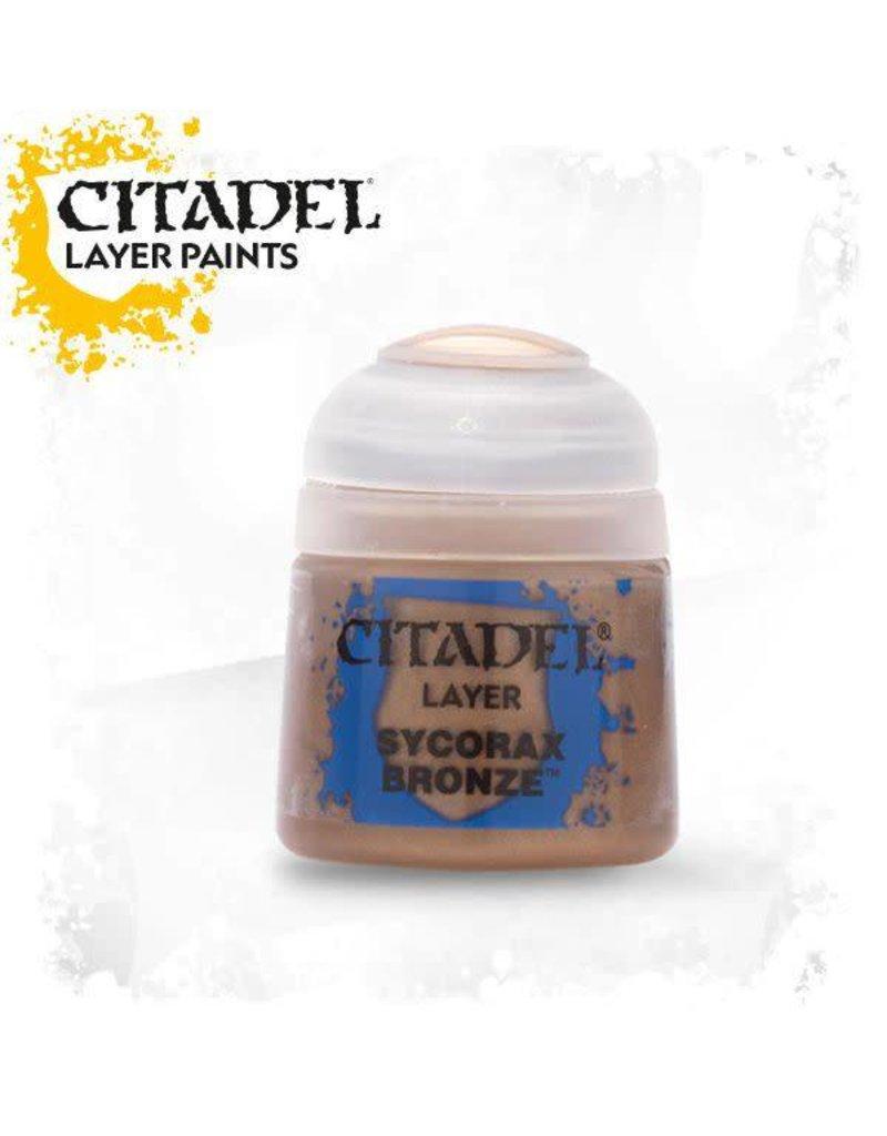 Citadel Citadel Sycorax Bronze Base Paint