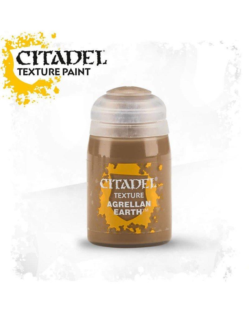 Citadel Citadel Agrellan Earth Texture