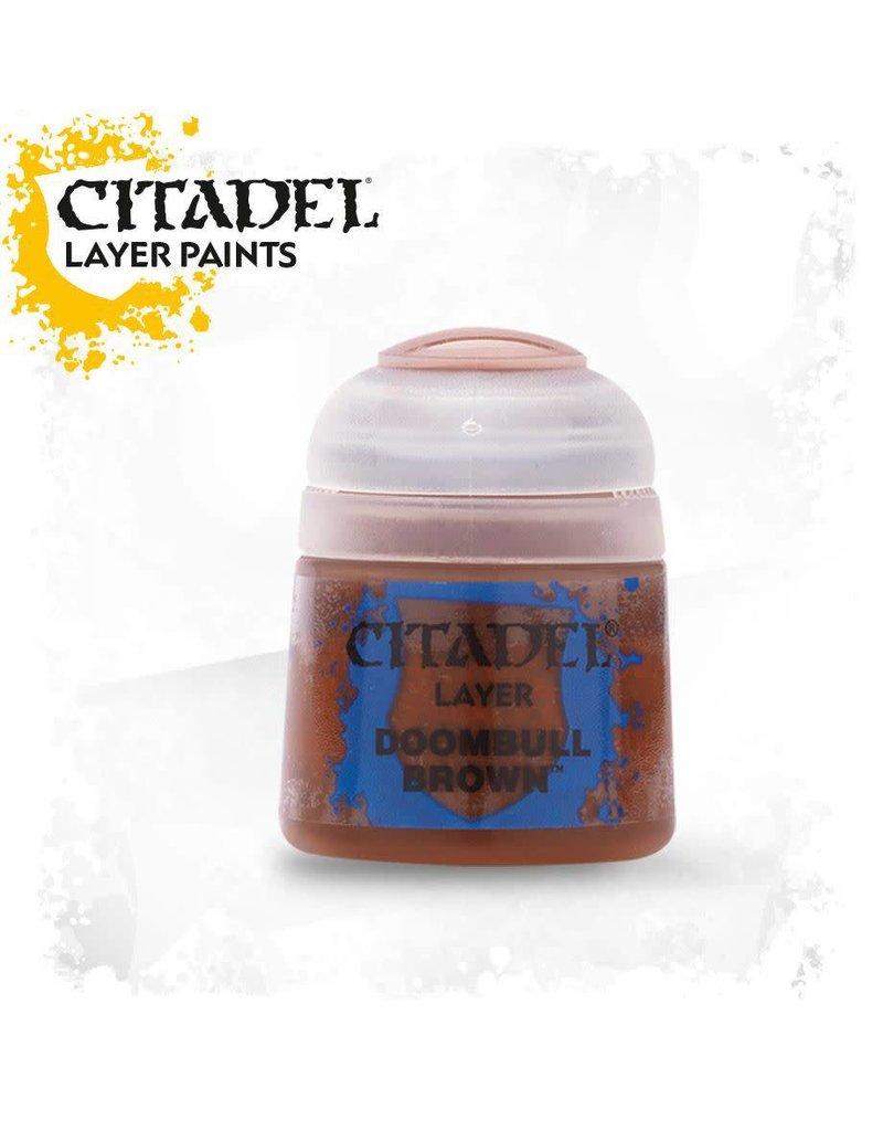 Citadel Citadel Doombull Brown Layer