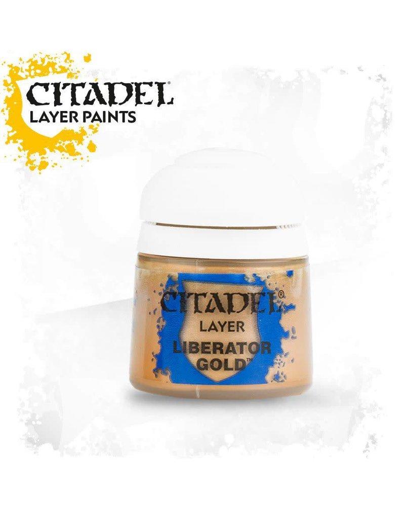 Citadel Citadel Liberator Gold Layer