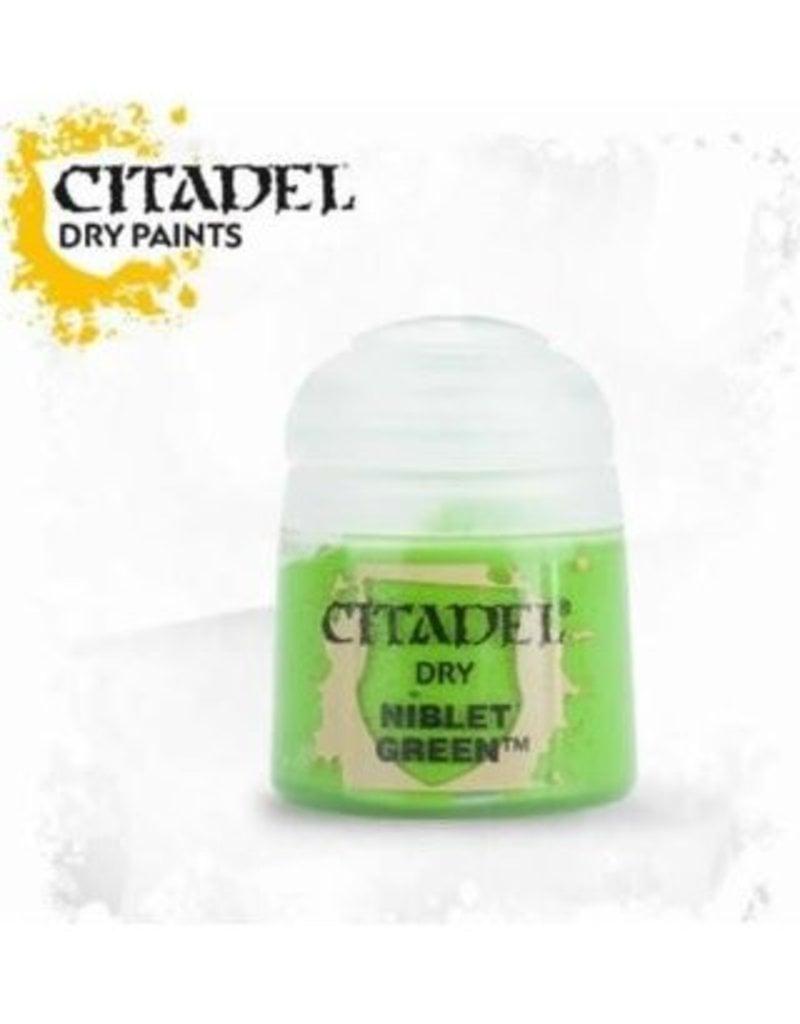 Citadel Citadel Niblet Green Dry