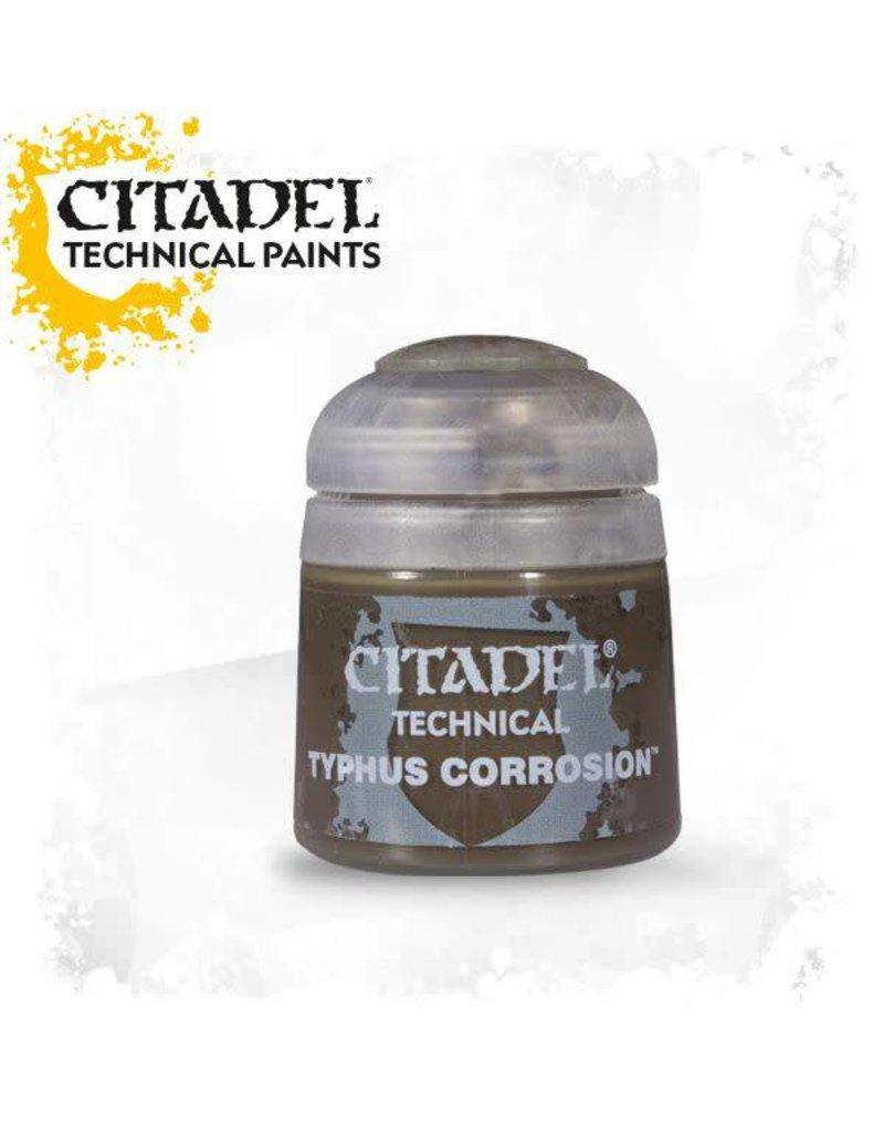 Citadel Citadel Typhus Corrosion Technical