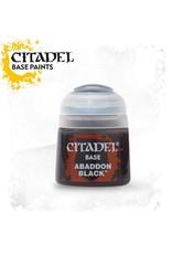 Citadel Citadel Abaddon Black Paint