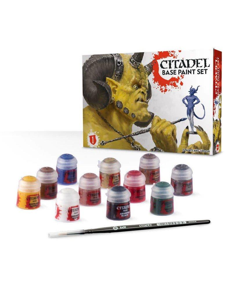 Citadel Citadel Base Paint Set