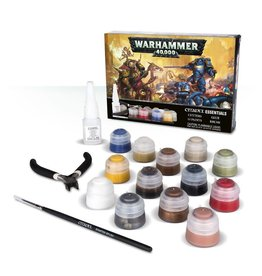 Games Workshop Warhammer 40k Citadel Essentials Set