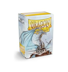 Dragon Shield Dragon Shield Silver Matte