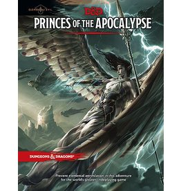 Dungeons & Dragons D&D Adventure: Princes of the Apocalypse